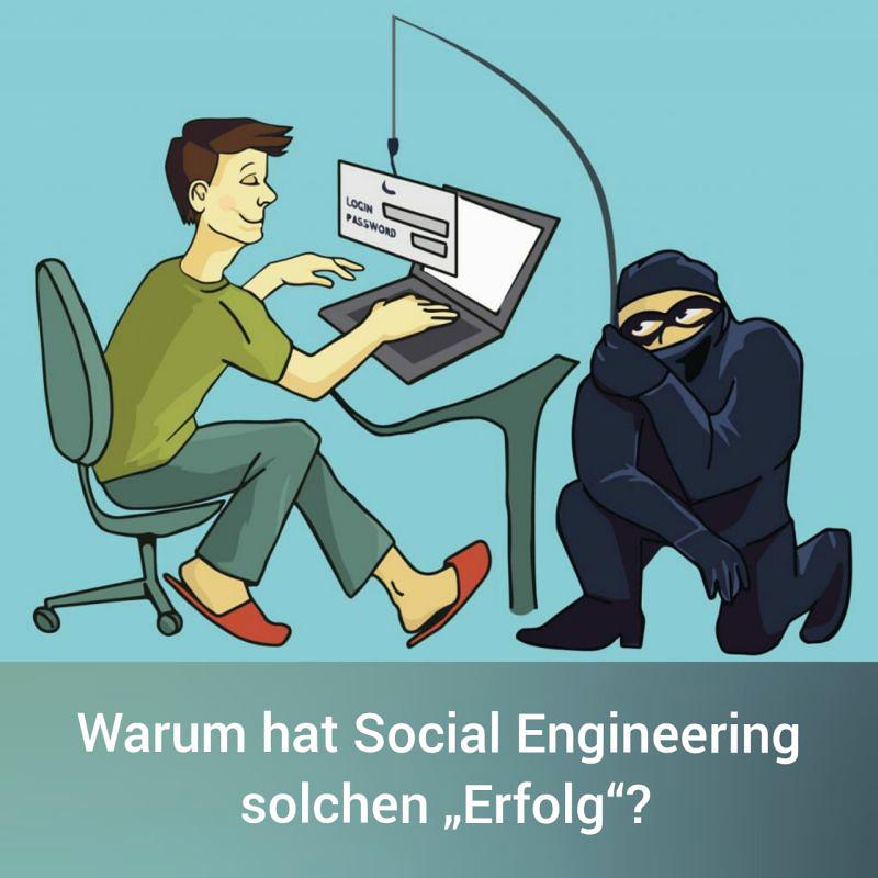 SOCIAL ENGINEERING BEFLÜGELT HACKER