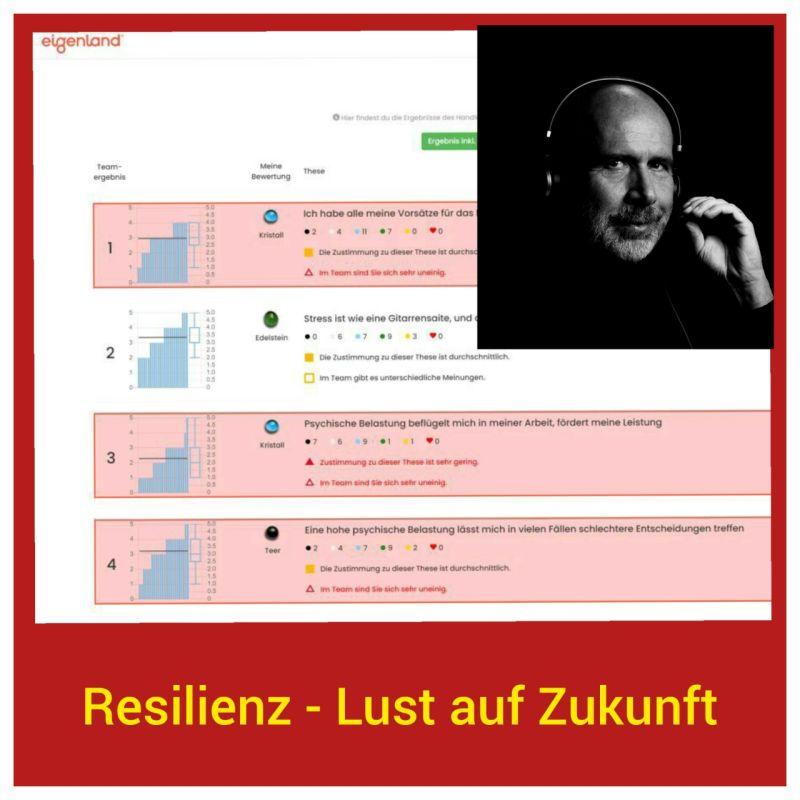RESILIENZ – LUST AUF ZUKUNFT